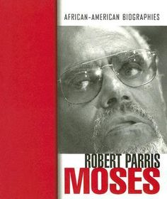 Cover image for Robert Parris Moses