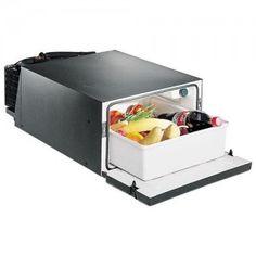 Indel B Compressor Koelbox - liter volt online kopen Drawer Design, Cab Over, Installation Manual, Cabinet Makers, Camper Trailers, Kitchen Cart, Interior Lighting, Outdoor Furniture, Accessories