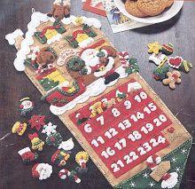 Calendario de Adviento - Velia Navidad - Álbumes web de Picasa