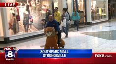 STRONGSVILLE, OH - Have you seen those big, plush, motorized animals buzzing around your local mall lately? For the record, the animals are from a company called Animal Riders. They operate at walk...