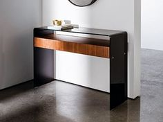Rectangular console table HALL WITH DRAWER - SOVET ITALIA