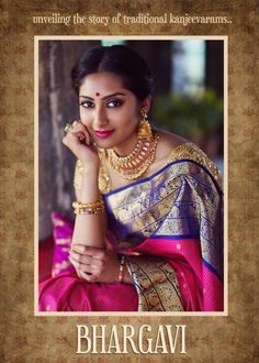A traditional kanjeevaram saree can never go out of fashion...come check out our…