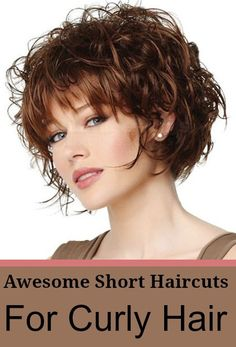 Short Curly Hair http://short-haircutstyles.com/