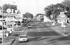 Ames, Iowa >> By the early 1960s, mom and pop restaurants, cafes and diners along the Lincoln Highway were being replaced by franchise fast food establish...