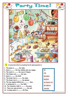 worksheet - Free ESL printable worksheets made by teachers Learning English For Kids, Teaching English Grammar, English Worksheets For Kids, Kids English, English Activities, Grammar Lessons, English Vocabulary, Learn English, English Homework