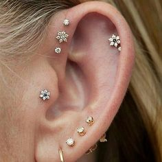Cartilage Earrings | Cartilage, tragus, industrial and helix ...