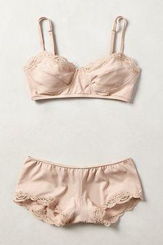 LOVE This! Phlox Bralette // #anthrofave Women's lingerie bra panties