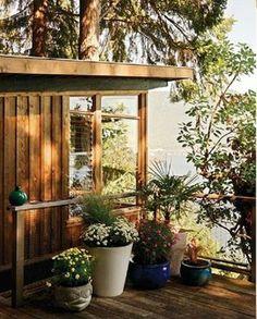 Decks Outdoor Patio Furniture Design Ideas - modern - sheds - columbus - LilyAnn Cabinets