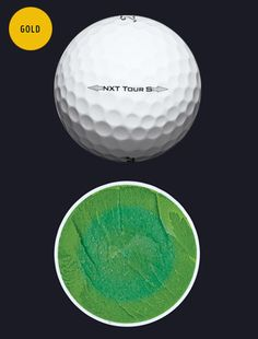2015 Hot List: Golf Balls | Golf Digest TITLEIST NXT TOUR S  PRICE: $34 DOZEN   The same polymer blend cover found on the NXT Tour helps this two-piece ball play and feel soft. PERFORMANCE: ★★★★½  INNOVATION: ★★★★  FEEL: ★★★★½  DEMAND: ★★★★½