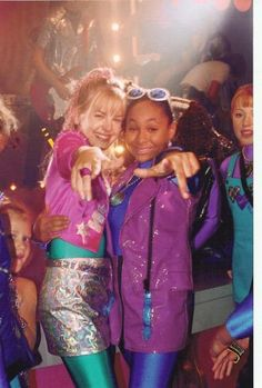 zenon and nebula!.. loved these movies on Disney channel