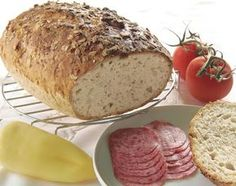Dagasztás nélküli zabpelyhes kenyér Hungarian Recipes, Homemade Pasta, How To Make Bread, Bread Recipes, Banana Bread, Oatmeal, Bakery, Food And Drink, Cooking