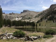 Stella Lake in Great Basin National Park
