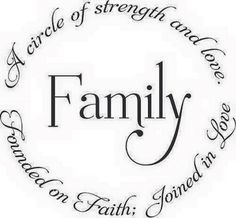 Family Founded Faith Joined Love Wall Decal - Geburtsanzeige Family Reunion Themes, Family Reunion Shirts, Family Reunions, Family Reunion Quotes, Wall Quotes, Love Quotes, Inspirational Quotes, Family Quotes And Sayings, Vinyl Quotes