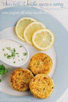 Veg Recipes, Italian Recipes, Healthy Recipes, Healthy Habits, Healthy Snacks, Healthy Eating, Polenta, Vegan Kitchen, Toddler Meals