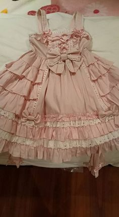 Sweets Princess JSK REDUCED « Lace Market: Lolita Fashion Sales and Auctions