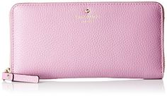 kate spade new york Cobble Hill Lacey Wallet, Rum Raisin/Dark Mahogany, One Size >>> Check out this great product.
