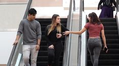 Click to see Video HAND TOUCHING ON ESCALATOR PRANK on Funny Goblin, the best creative humor community to search and share your favorite funny pictures, memes, gifs, jokes, humour pics, videos on internet.