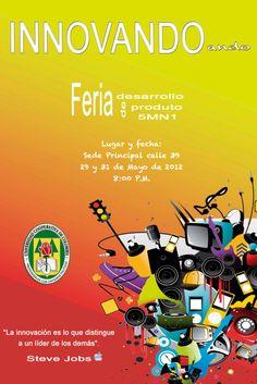 Feria de Innovación de Universidad Cooperativa de Colombia