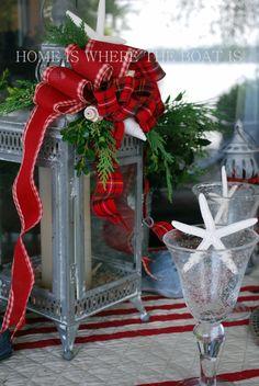 A Coastal Christmas - via home is where the boat is blog