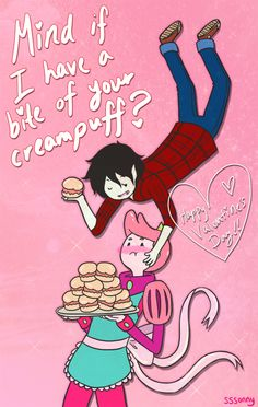 Creampuffs and gumlee~♥