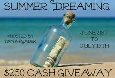 Just in time for summer! Enter the $250 Summer Dreaming Cash Giveaway Event at LeahSay's Views! #summer