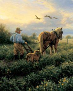 Pinturas de Robert Duncan!