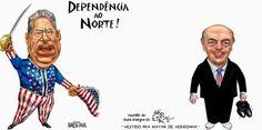 """O envio do ministro das Relações Exteriores, José Serra, e do """"embaixador"""" Fernando Henrique Cardoso ao Uruguai, para tentar impedir que a Venezuela assuma, pelo rodízio já muito antes previsto, a presidência do Mercosul..."""