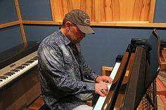 Scott Coner composing.