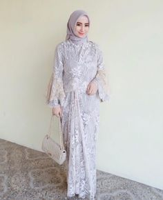17 New Ideas For Dress Party Muslim Ball Gowns Kebaya Modern Dress, Kebaya Dress, Kebaya Hijab, Kebaya Muslim, Hijab Gown, Hijab Dress Party, Prom Dress, Muslim Fashion, Hijab Fashion