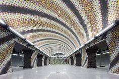 "moomindeco: "" Metro Budapest """