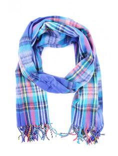 Dámsky šál X82001 - Šatky a šály - Doplnky - JUSTPLAY Blue, Fashion, Moda, Fashion Styles, Fashion Illustrations