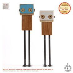 combo robots nenés