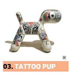 12 Artist Designed Magis Puppies