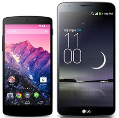 Diferencias entre el LG G Flex y LG Nexus 5 de Google Ambos teléfonos celulares inteligentes con grandes innovaciones http://celulares.about.com/od/LG/ss/Diferencias-entre-el-LG-G-Flex-y-LG-Nexus-5-de-Google.htm #LGGFlex #LGNexus5
