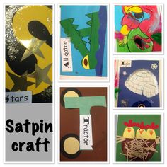 Jolly Phonics Crafts And Activities For Each Letter Lit