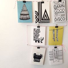 simple diy postcard display for my cards by swedisch duo one must dash! Postcard Display, Diy Postcard, Easy Diy, Simple Diy, I Card, I Shop, Shopping, House, Ideas