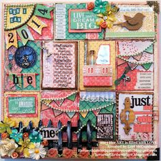 What an amazing start to a CREATIVE 2014! #KaiserCraft #Teabreak #FrugalScrapper #herartisfilledwithlove #mixedmedia Boutique Retreats, Just You And Me, Art World, Mixed Media Art, Altered Art, Gallery Wall, Create, Amazing, Pictures