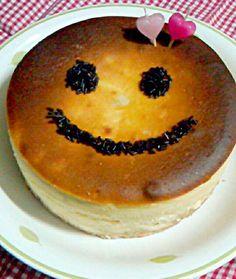 娘の入学祝いに久々にケーキを焼きました♡ - 59件のもぐもぐ - ♡ずっしり濃厚♡ベイクドチーズケーキ by kana0108