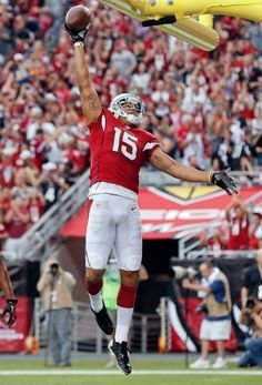 Arizona Cardinals wide receiver Michael Floyd