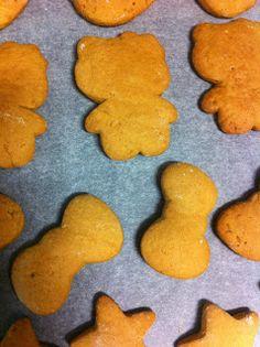 mi receta de galletas de Hello Kitty
