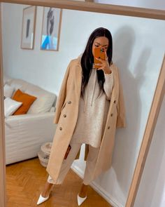 """𝓢𝓸́𝓷𝓲𝓪 𝓑𝓮𝓵𝓸 on Instagram: """"Say hello to your """"Miss Independent""""."""" Munich, Miss Independent, Say Hello, Fashion Forward, Duster Coat, Feminine, Photo And Video, Instagram, Womens Fashion"""