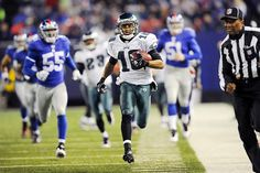 This instant classic is brought to you from the NFL. In December of 2010 the Eagles were trailing the Giants by 21 going into the fourth quarter. Thanks to the efforts of Mike Vick and Desean Jackson's walk-off punt return the Eagles stunned the New York Giants and went home with a big victory. The great play of the Eagles was almost overshadowed by the awful punt on that last play. It became an instant classic.