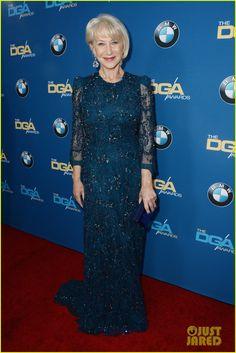 Helen Mirren  - DGA Awards 2014 |