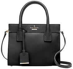 Kate Spade New York Cameron Street Mini Candace Leather Satchel.  #handbag #work #affiliate