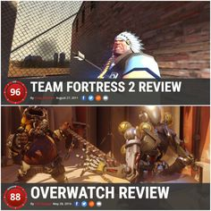 Guys why are we so much better than Overwatch? #games #teamfortress2 #steam #tf2 #SteamNewRelease #gaming #Valve