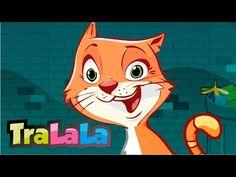 Un motan cât un pisoi - Cântece pentru copii | TraLaLa - YouTube