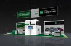 ENTP008 – 20×50 Trade Show Booth Rental find more on xibitmax.com or xibitrents.com  #tradeshow #tradeshowbooth