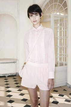See by Chloé Spring 2015 Ready-to-Wear - Collection - Gallery - Look 1 - Style.com