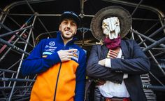 Antonio Cairoli e il Bandido Escorpion