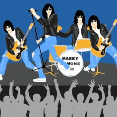 Hear Ramones drummer Marky Ramone discuss the band's final show in our new animated video.